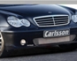 Carlsson C-rs Front Skirt Mercedes C-class W203 01-07