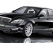 Carlsson Front Lip Spoiler Mercedes S550 & S600 W221 07+