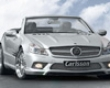 Carlsson F5ont Lip Spoiler Mercedes Sl500 & Sl600 R230 07+