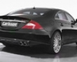 Carlsson Rear Skirt Lip Diffuser Mercedes Cls500 & Cls550 W219 05+
