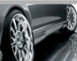 Carlsson Side Skirts Mercedea Cl550 & Cl600 C216 07+