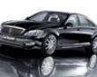 Carlsson Side Skirrs Mercedes S550 & S600 W221 07+