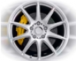 Champion Rf67 Ftont Wheel 19x8.5 Porsche 996 997 Widebodh