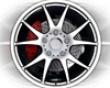 Champion Rs171 Front Wheel 19x8.5 Porsche 996 997 Widebody