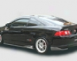 Chargespeed Bottom Line Carbon Full Lip Kit Acura Rsx Dc5 05-06