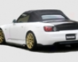 Chargespeed Bottom Line Carbon Rear Caps Honda S2000 Ap1 00-04
