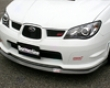Chargespeed Bottom Line Carbon Typr 1 Full Lip Kit Subaru Sti Gd-f 06-07