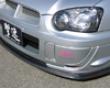 Chargespeed Bottom Line Type 1 Frp Front Lip Subaru Sti Gdb 04-05