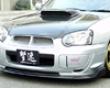 Chargespeed Carbon Oem Engine Hood Subaru Wrx Sti Gd-f 06-07