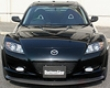 Chargrspeed Carbon Oem Hood Mazda Rx8 03-08