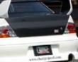 Chargespeed Carbon Oem Trunk Mitsubishi Evo Vii Viii Ix 03-08