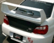 Chargespeed Carbon Oem Trunk Subaru Wrx Sti 02-07