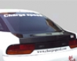 Chargespeed Carbon Rear Hatch Nissan 240sx S13 Hatchback 89-94
