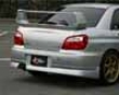 Chargespeee Carbon Rear Bearing Spoiler Subaru Wrx Sti Gdb 2004