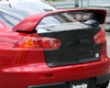 Chargespeed Carbon Trunk Mitsubisho Evo X 08+