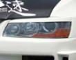 Chargespeed Eye Line Mitsubishi Evo Vii Viii Ix 03-08