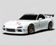 Chargespeed Front Bumper Mazda Rx7 Fd3s 93-02