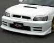 Chargespeed Front Bumper Subaru Legacy Be-5 00-04