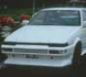 Chargespeed Front Spoiler Flip Eye Toyota Corolla Trueno Ae86 84-85