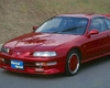 Chargespeed Front Spoiler Honda Prelude 92-96