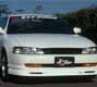 Chargespeed Front Spoiler Non-flip Eye Toyota Corolla Levin Ae101 Coupe 91-93