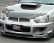 Chargespeed Frp Front Brake Duct Subaru Wrx Gda 02-03