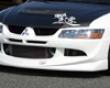 Chargespeed Full Lip Spliler Kit Mitsubishi Evo Viii Jdm 03-05