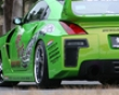 Chargespeed Gt Wide Body Hind part Fenders 25mm Nissan 350z Z33 03-08