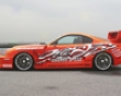 Chargespeed Gt Wide Body Side Skirts Toyota Supra Jza80 93-98