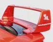 Chargespeed Half Composite Wing Baee Subaru Wrx Sti 02-07