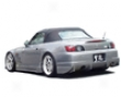 Chargespeed Rear Bumper Honda S2000 00-08