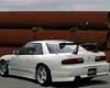 Chargespeed Rear Bumper Nissan 240sx S13 Jdm Coupe 89-84