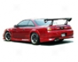 Chargespeed Rear Bumper Nissan 240sx S14 95-98