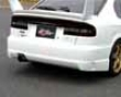 Chargespeed Rear Bumper Subaru Legacy Sedan Be-5 00-04