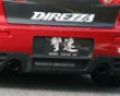 Chargespeed Rear Permit Cowl Mitsubishi Evo X 09-10