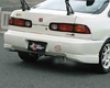 Chargespeed Rear Mud Guards Acura Integra Hatchback Jdm Type R Dc2 94-97