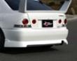 Chargespeed Rear Undder Skirt Lexus Is300 00-05