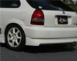 Chargespeed Rear Under Spoiler Honda Civic Hatchback 99-00