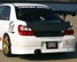 Chargespeed Rear Under Spoiler Subaru Wrx Gda 02-03