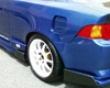 Chargespeed Rear Widebosy Fenders 20mm Acura Rsx Dc5 02-06