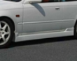 Chargespeed Side Skirts Honda Civic 4dr Ek 96-00