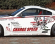 Chargespeed Side Skirts Nissan 350z 03-08