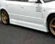 Chargespeed Side Skirts Subaru Bequest Sedan Be-5 00-04