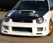 Chargespeed Type 1 Front Bumper Subaru Wrx Gda 02-03