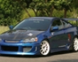 Chargespeed Type 2 Full Body Kit Acura Rsx Dc5 02-04