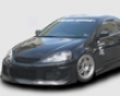 Chargespeed Type 2 Full Body Kit Acura Rsx Dc5 05-06