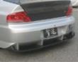 Chargespeed Type 2 Rear Bumper W/o Diffuser Mitsubishi Evo Vii Viii Ix 03-08