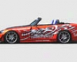 Chargespeed Wide Body Side Skirts Honda S2000 00-08