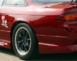 Chargespeed Widebody Rear Fenders 50mm Nissan 240sx S14 95-98