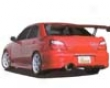Chokets Wrx/sti Rear Lip Spoiler 02-04+